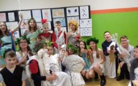 Klasa V na Olimpie