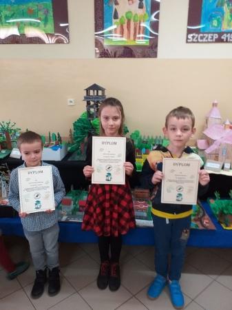 Międzyszkolny konkurs plastyczny