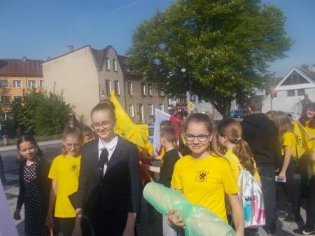Rekonstrukcja historycznego marszu na Bytów z 1920 r.