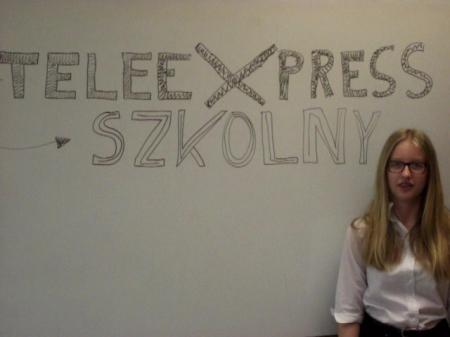 Szkolny Teleexpress kl.VII