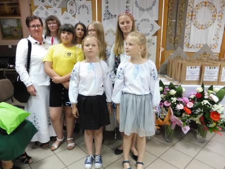 XXIV Wojewódzki Konkurs Haftu Kaszubskiego w Lini