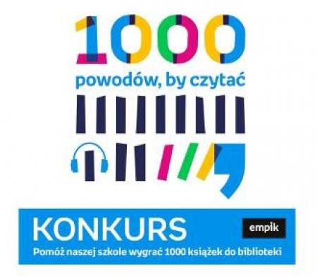 1000 powodów by czytać