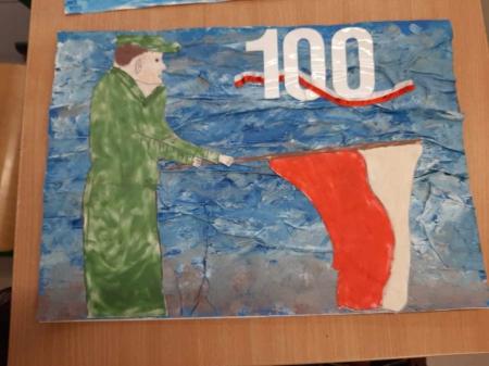 11 listopada Święto Niepodległości-w 100 rocznicę Zaślubin Polski z Morzem